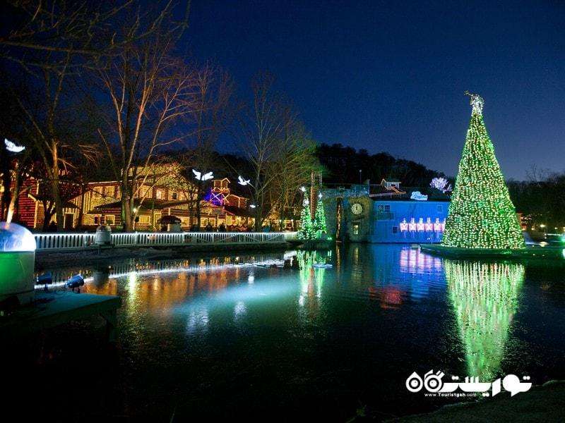 اِسموکی مَونتِین کریسمس (Smoky Mountain Christmas)