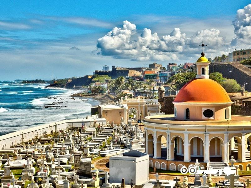 بهترین برای برای افراد مجرد: جزیره پورتوریکو (Puerto Rico)