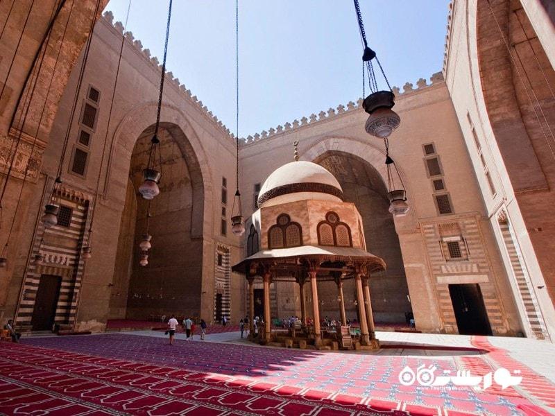 مسجد سلطان حسن (SULTAN HASSAN MOSQUE)