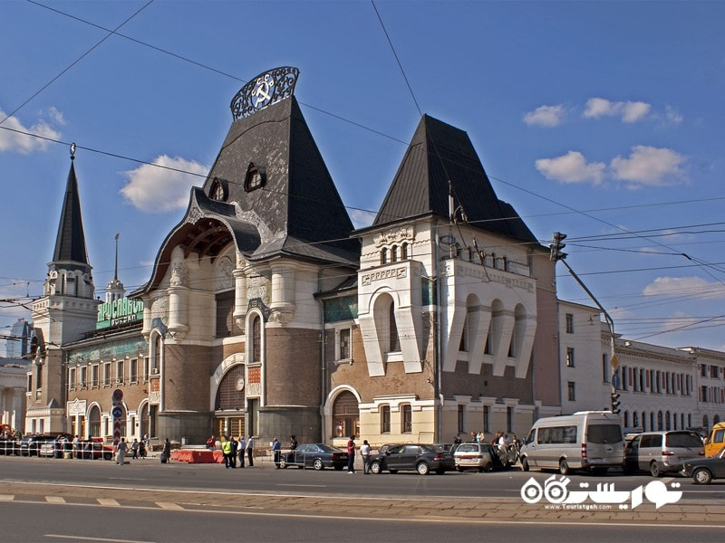 ایستگاه قطار یاروسلاوسکی (Yaroslavsky Station)، شهر مسکو