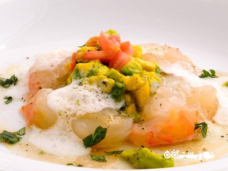 بهترین برای علاقه مندات به غذا : جزیره آنگویلا (Anguilla)