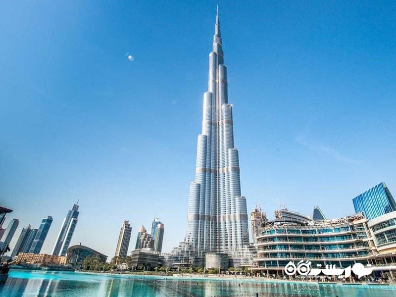 مرتفع ترین ساختمان