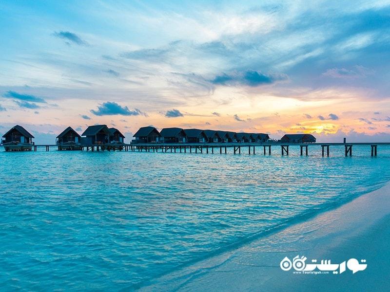 6- کوکو آیلند ریزورت، مالدیو