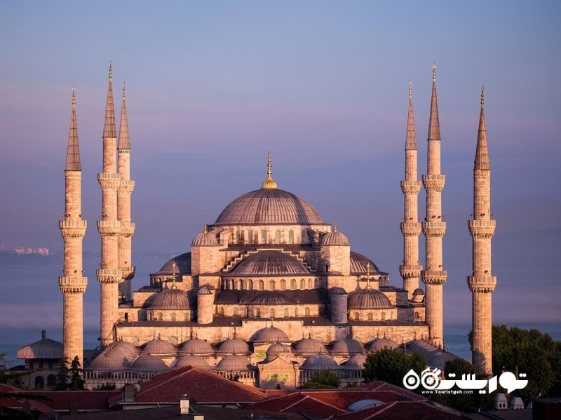 مسجد سلطان احمد (مسجد آبی) (Sultan Ahmed Mosque)