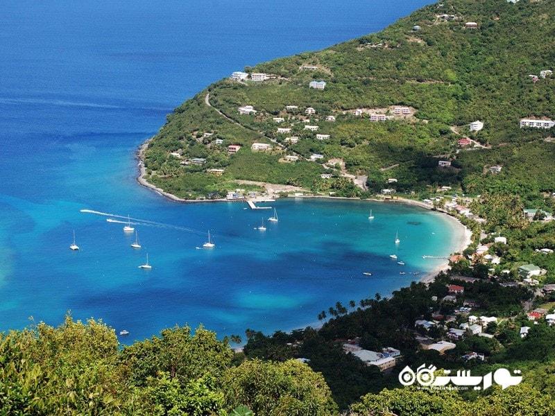 بهترین برای قایق سواری: جزایر ویرجین بریتانیا (British Virgin Islands)
