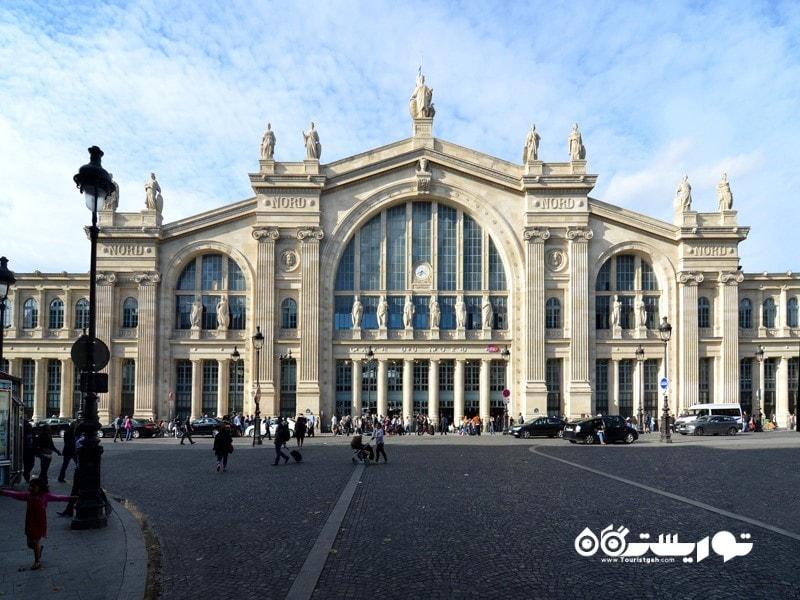 ایستگاه گار دی نور (Gare du Nord)، پاریس