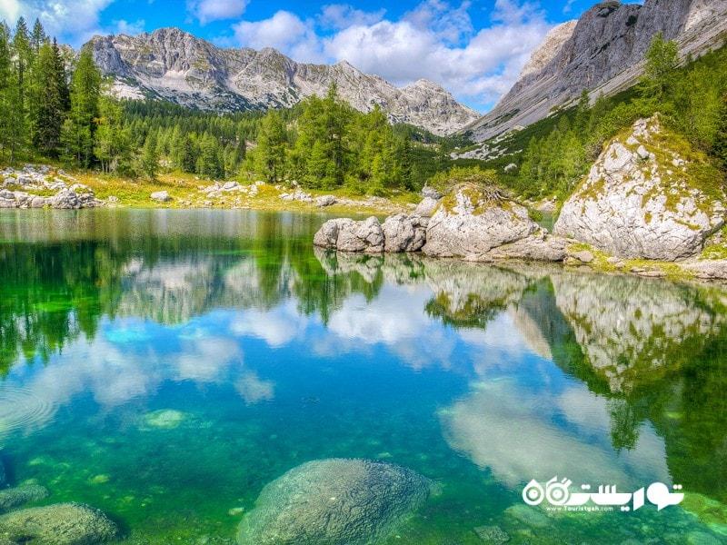 5- پارک ملی ترای گِلَو (Triglav National Park)، اسلوونی