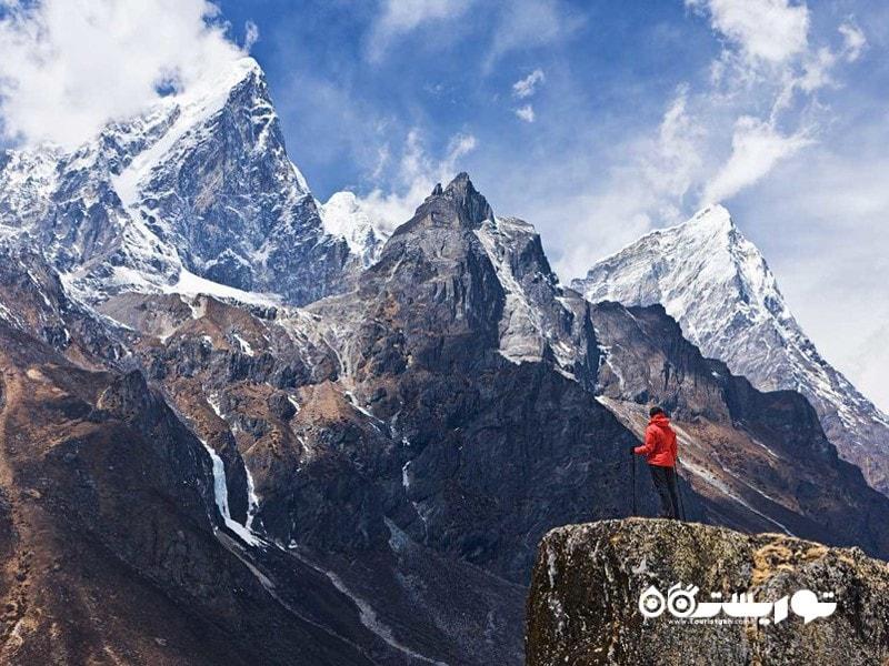 مرتفع ترین کوه