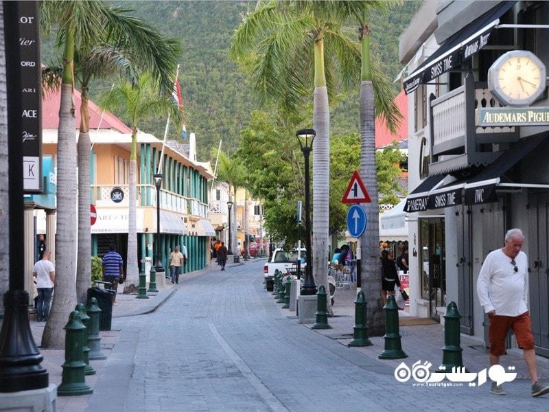 بهترین برای خرید کردن: جزیره سَن مارتِن (St. Martin/Sint Maarten)