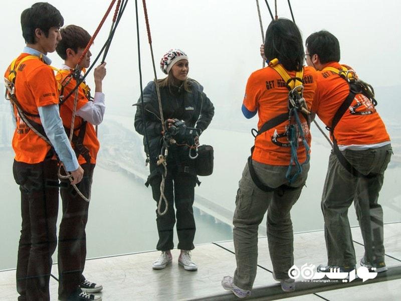 مرتفع ترین پرش بانجی