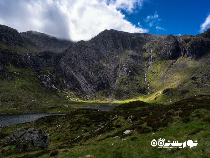13- پارک ملی اسنودونیا (Snowdonia National Park)، وِلز