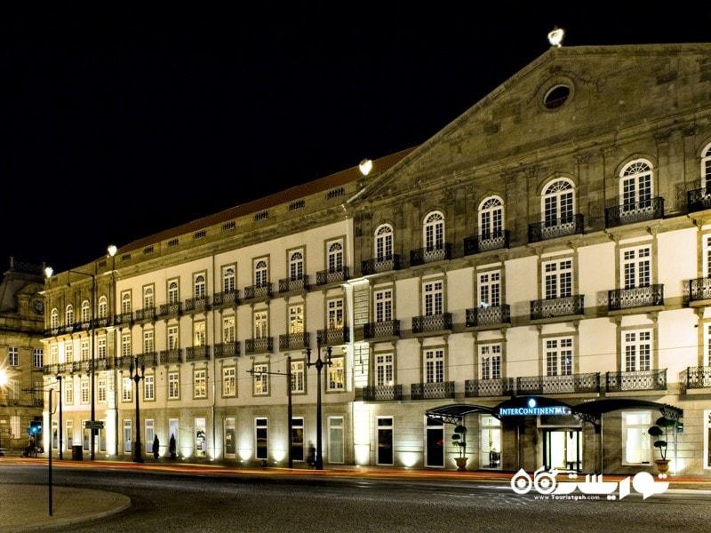 10- اینترکانتیننتال پورتو، پالاسیا داس کاردوسِس، پورتو، پرتقال