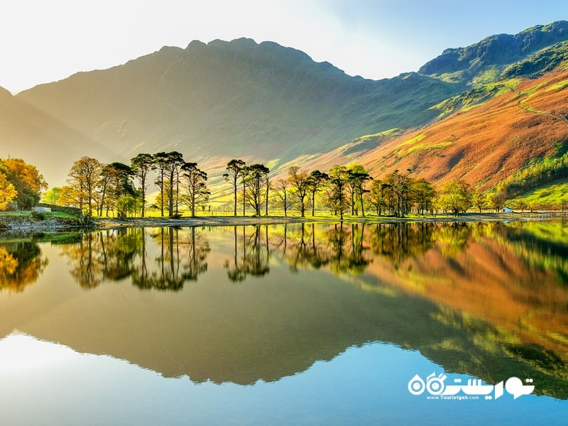 9- پارک ملی دِ لِیک دیستریکت (The Lake District National Park)، انگلستان