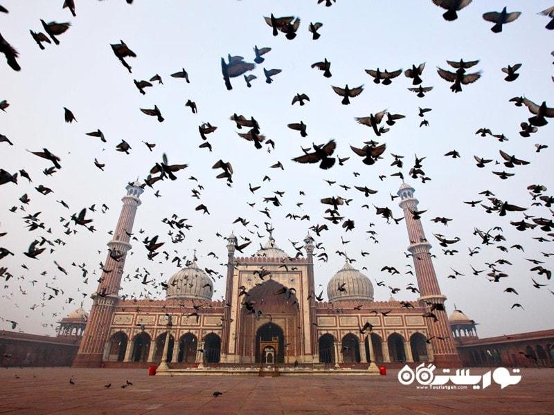 مسجد جامع (JAMA MASJID MOSQUE)