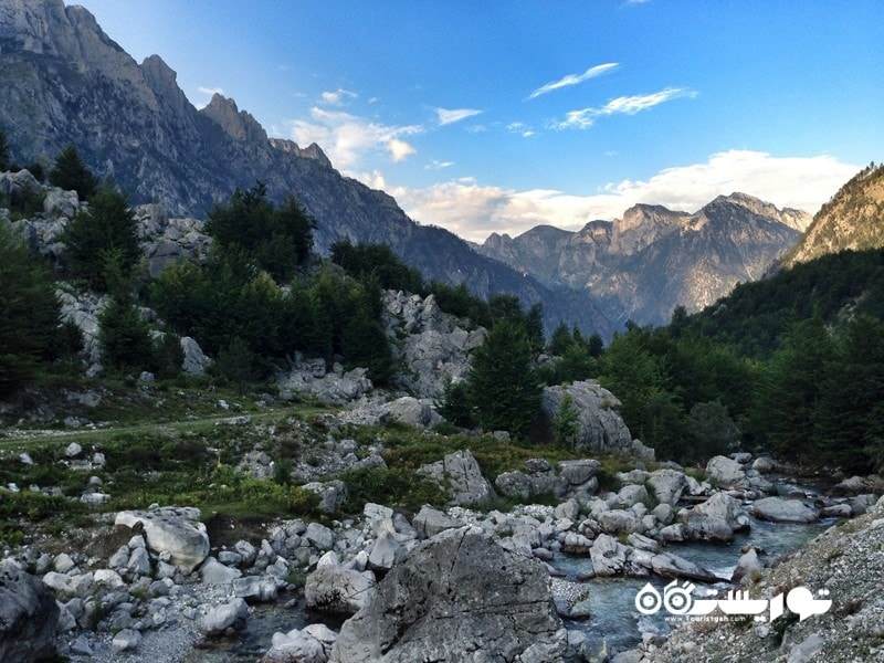 14- پارک ملی دره والبونه (Valbonë Valley National Park)، آلبانی