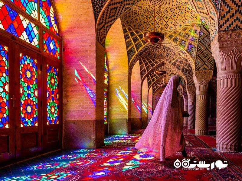 مسجد نصیرالملک (NASIR AL MOLK MOSQUE)