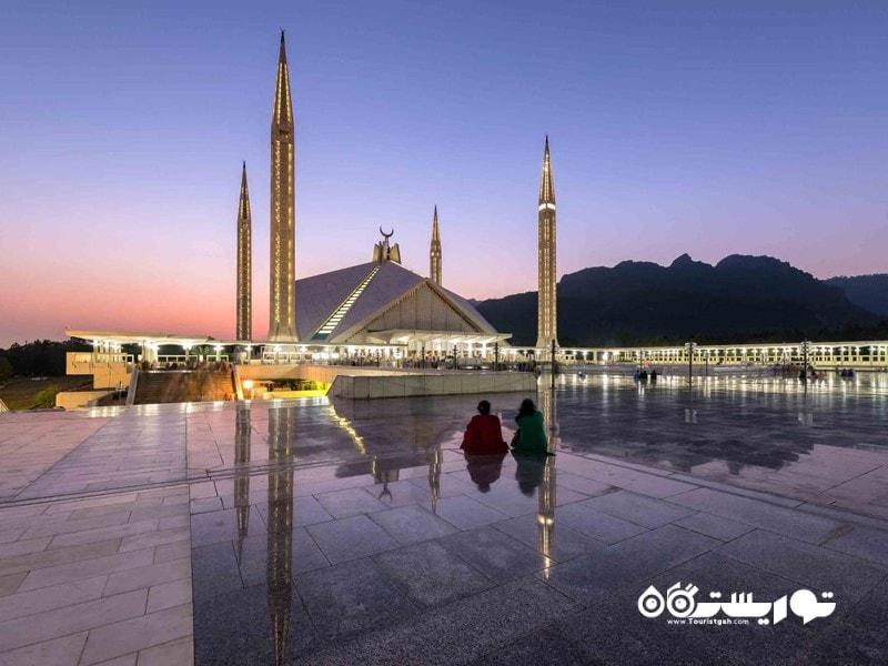 مسجد شاه فیصل (SHAH FAISAL MOSQUE)