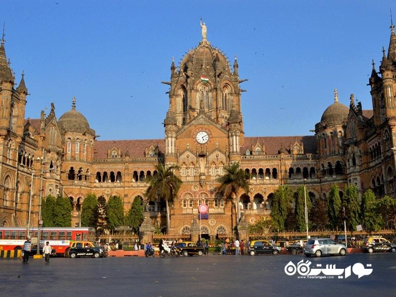 پایانه چاتراپاتی شیواجی (Chhatrapati Shivaji Terminus)، شهر بمبئی