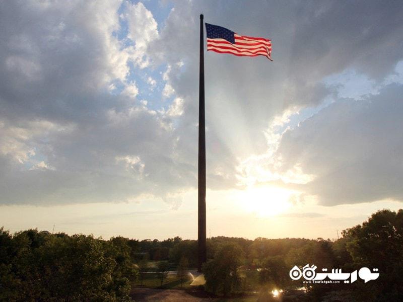 مرتفع ترین میله پرچم