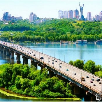 سفرنامه اکراین – کیف