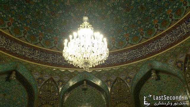 سفرنامه مشهد