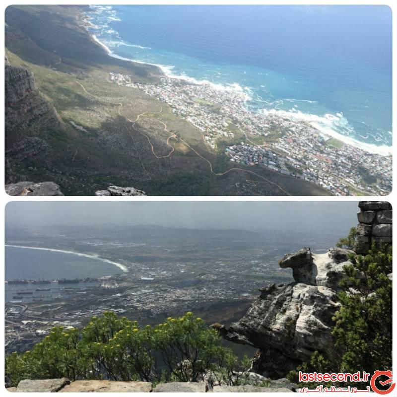 سفرنامه آفریقای جنوبی
