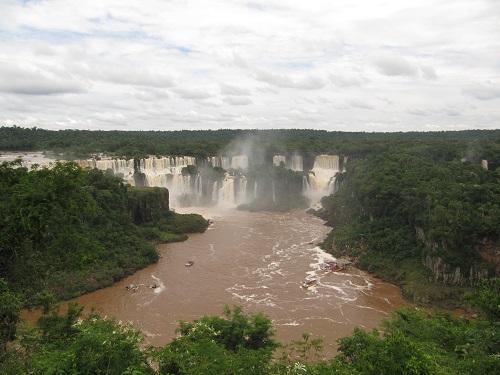 IMG 7212 - سفر به آمریکای جنوبی - برزیل - آبشار ایگواسو (Foz do Iguaco)