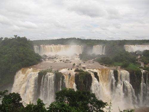 IMG 7235 - سفر به آمریکای جنوبی - برزیل - آبشار ایگواسو (Foz do Iguaco)