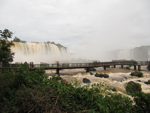 IMG 7249 - سفر به آمریکای جنوبی - برزیل - آبشار ایگواسو (Foz do Iguaco)