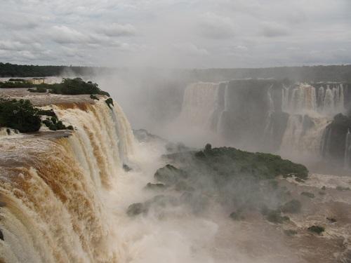 IMG 7275 - سفر به آمریکای جنوبی - برزیل - آبشار ایگواسو (Foz do Iguaco)