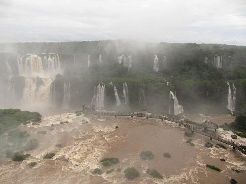 IMG 7290 - سفر به آمریکای جنوبی - برزیل - آبشار ایگواسو (Foz do Iguaco)