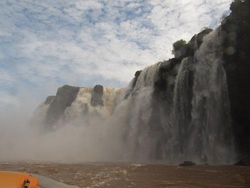 IMG 7301 - سفر به آمریکای جنوبی - برزیل - آبشار ایگواسو (Foz do Iguaco)