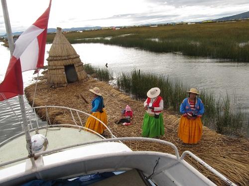 IMG 7755 - سفر به آمریکای جنوبی - پرو - دریاچه تیتیکاکا Titicaca
