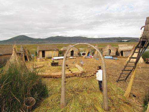 IMG 7771 - سفر به آمریکای جنوبی - پرو - دریاچه تیتیکاکا Titicaca