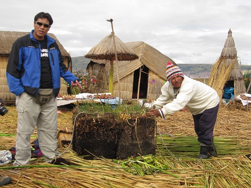 IMG 7779 - سفر به آمریکای جنوبی - پرو - دریاچه تیتیکاکا Titicaca