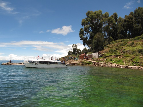 IMG 7818 - سفر به آمریکای جنوبی - پرو - دریاچه تیتیکاکا Titicaca