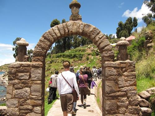 IMG 7819 - سفر به آمریکای جنوبی - پرو - دریاچه تیتیکاکا Titicaca