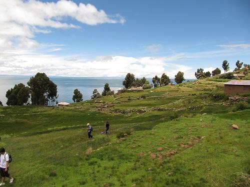 IMG 7824 - سفر به آمریکای جنوبی - پرو - دریاچه تیتیکاکا Titicaca