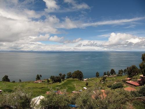 IMG 7834 - سفر به آمریکای جنوبی - پرو - دریاچه تیتیکاکا Titicaca