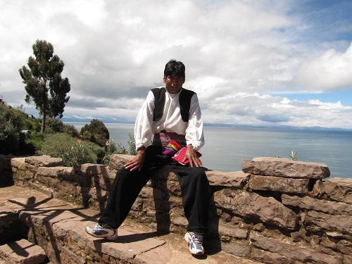 IMG 7842 - سفر به آمریکای جنوبی - پرو - دریاچه تیتیکاکا Titicaca
