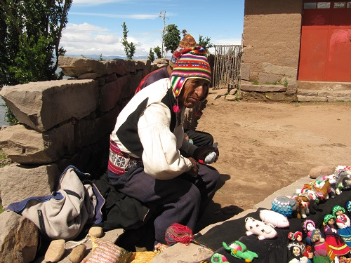 IMG 7854 - سفر به آمریکای جنوبی - پرو - دریاچه تیتیکاکا Titicaca