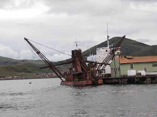 IMG 7859 - سفر به آمریکای جنوبی - پرو - دریاچه تیتیکاکا Titicaca