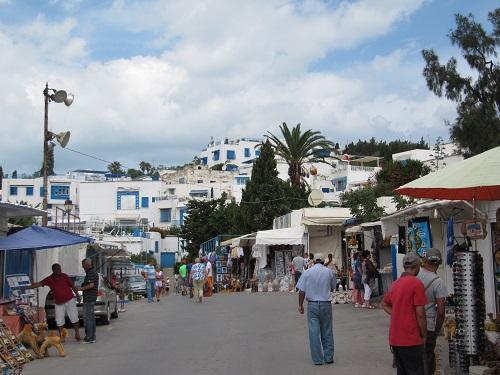 IMG 8412 - سفر به تونس - حومه تونس - قسمت دوم: سیدی بو سعید