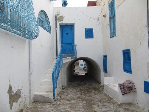 IMG 8419 - سفر به تونس - حومه تونس - قسمت دوم: سیدی بو سعید