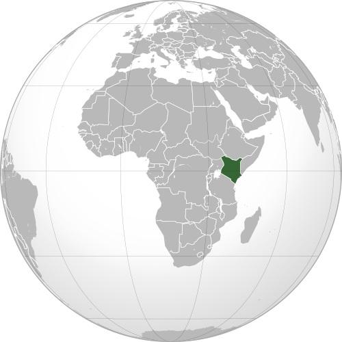 KenyaorthographicProjection - سفر به آفریقا - تهیه مقدمات سفر