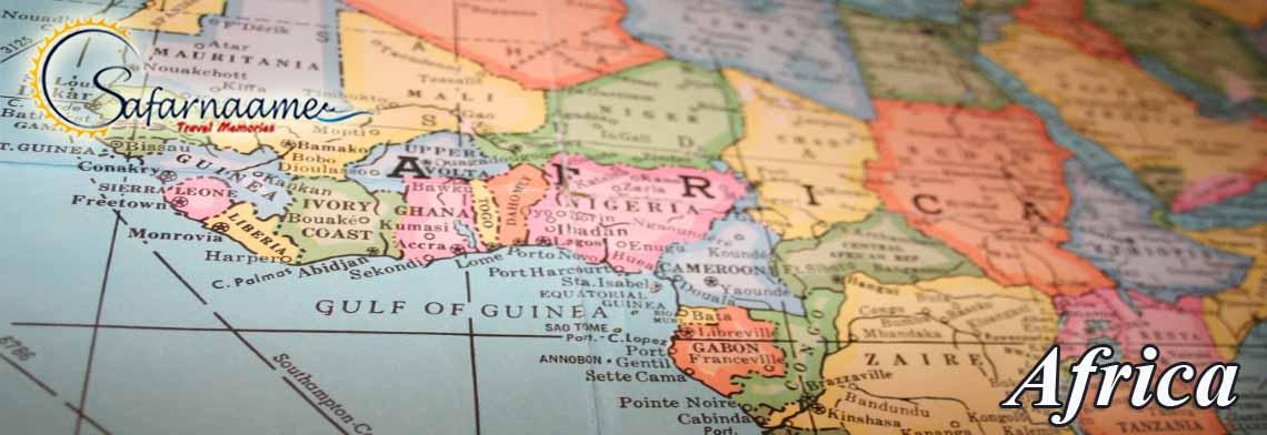 سفرنامه کشورهای آفریقایی