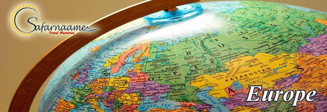 سفرنامه کشورهای اروپایی