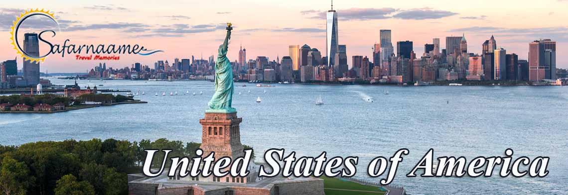 سفرنامه آمریکا