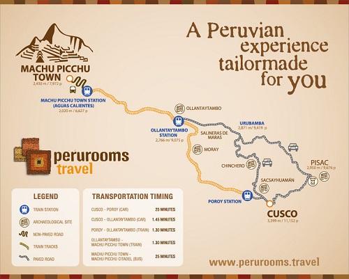 mapaIng 1 - سفر به آمریکای جنوبی - پرو - ماچو پیچو (Machu Picchu)