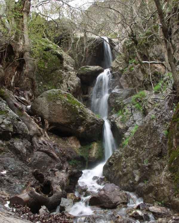 آبشار ارزنه خراسان رضوی
